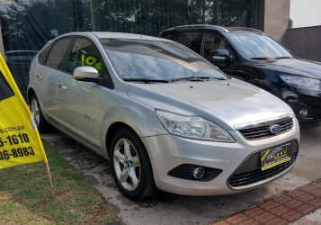 Focus Sedan GLX 2.0 16V (flex)