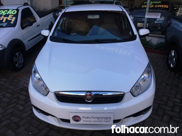 Fiat Grand Siena 1.6 Essence Dualogic (Flex) - 15/15 - 39.900