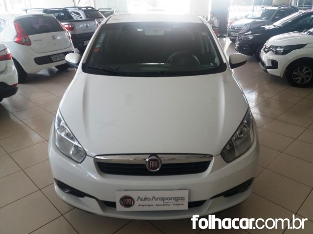 Fiat Grand Siena Attractive 1.4 8V (Flex) - 14/14 - 34.000