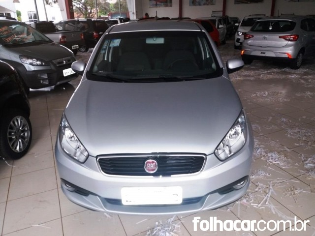 Fiat Grand Siena Essence Dualogic 1.6 (Flex) - 17/18 - 51.900