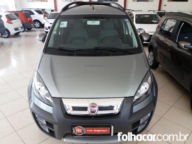 Fiat Idea Adventure 1.8 16V E.TorQ - 10/11 - 32.900