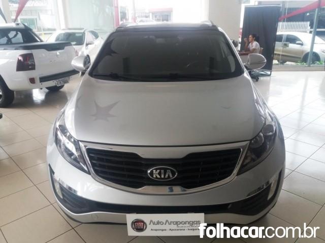Kia Sportage EX 2.0 4X2 (Aut)  (Flex) P588 - 13/14 - 84.000