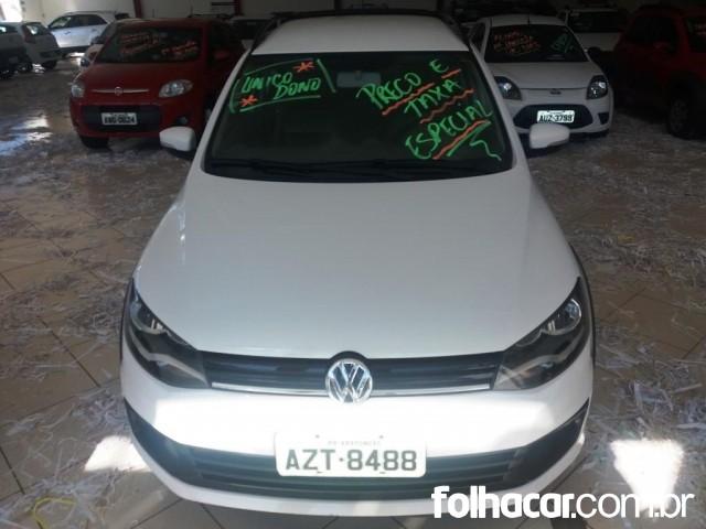 Volkswagen Saveiro Highline 1.6 MSI (Flex) (Cab Dupla) - 15/15 - 46.900