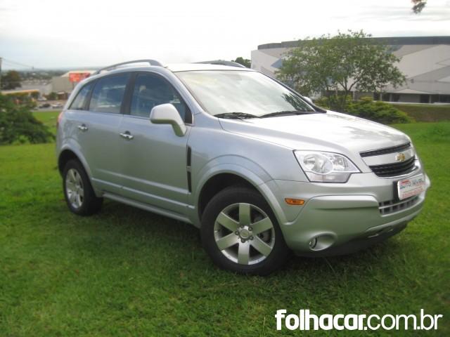 Chevrolet Captiva Sport 2.4 16v Ecotec - 09/09 - 43.800
