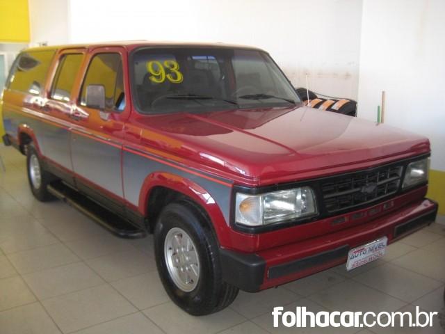 Chevrolet Veraneio Custom Luxe Turbo 4.0 - 93/93 - 48.500