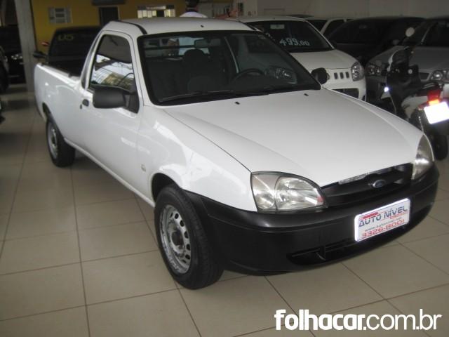 Ford Courier L 1.6 (flex) - 08/09 - 17.900