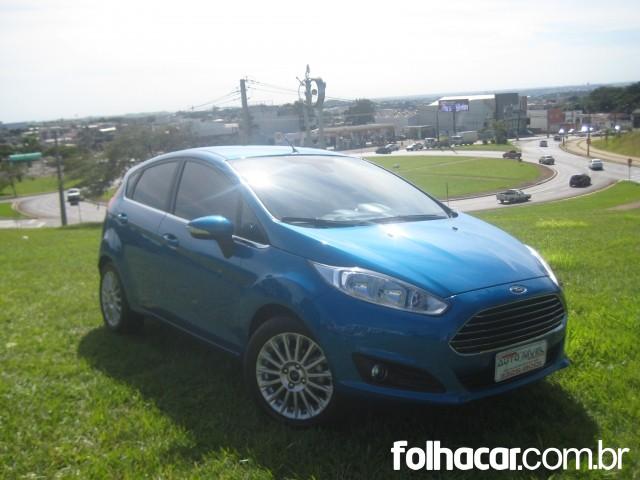 Ford Fiesta Hatch New New Fiesta Titanium 1.6 16V PowerShift - 14/15 - 47.000