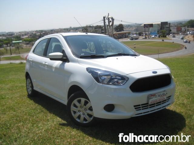 Ford Ka Hatch Ka 1.0 SE (Flex) - 16/17 - 36.900