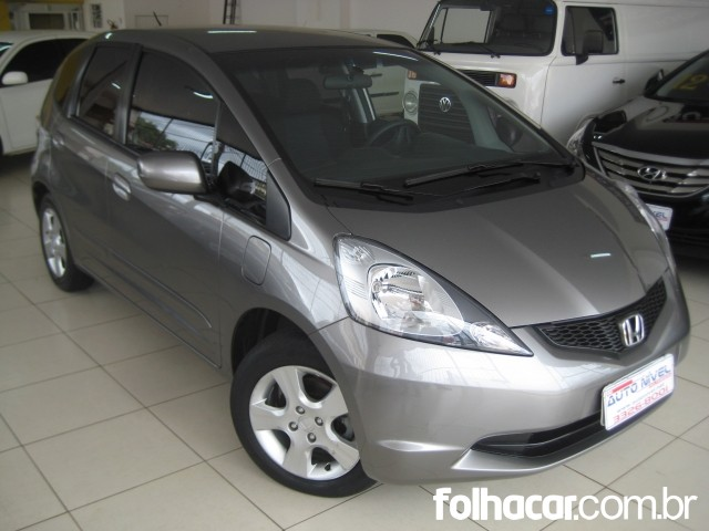 Honda Fit New LXL 1.4 (flex) - 10/11 - 33.000