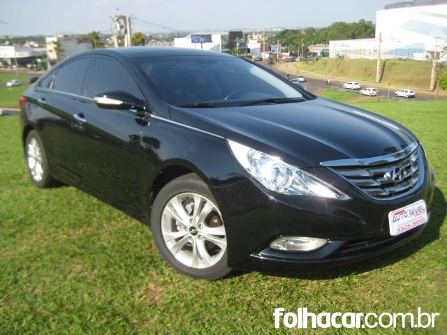Hyundai Sonata Sedan 2.4 16V (aut) - 11/12 - 61.000