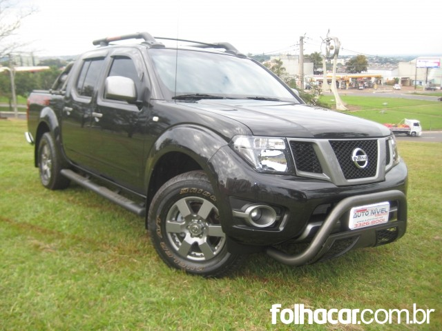 Nissan Frontier 2.5 TD CD 4x2 SV Attack - 14/15 - 84.900