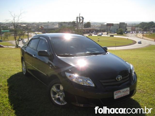 Toyota Corolla Sedan GLi 1.8 16V (flex) (aut) - 10/11 - 47.500