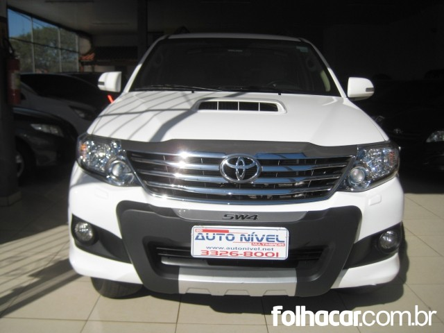 Toyota SW4 3.0 TDI 4x4 SRV 5L Auto - 14/14 - 152.900
