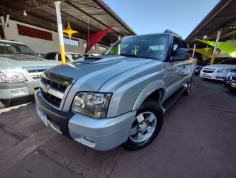 S10 Cabine Dupla Executive 4x4 2.8 Turbo Electronic (cab. dupla)