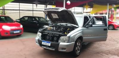 S10 Cabine Dupla Executive 4x4 2.8 Turbo Electronic (cab. dupla)