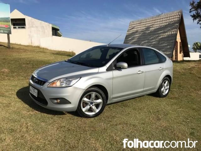 Ford Focus Hatch Hatch. GLX 1.6 16V (flex) - 11/12 - 34.500