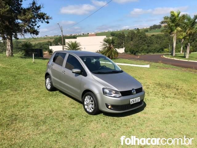 Volkswagen Fox 1.0 8V (flex) (4 p.) - 11/11 - 25.500