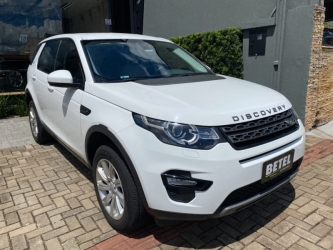 Discovery Sport 2.0 Si4 HSE 4WD