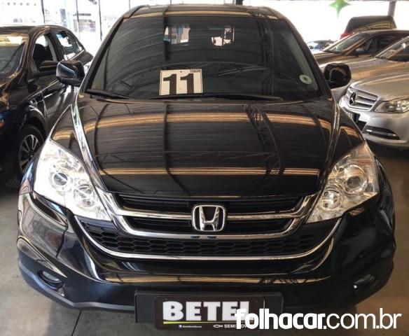 Honda CR-V 2.0 16V 4X4 EXL (aut) - 10/11 - 57.500