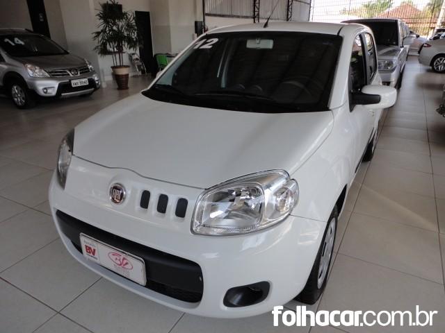 Fiat Uno Economy 1.4 8V (Flex) 4P - 11/12 - 25.500