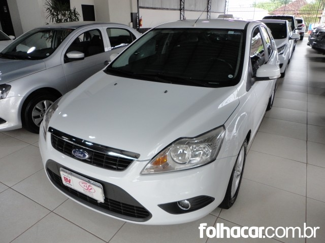 Ford Focus Hatch Hatch. GLX 1.6 16V (flex) - 12/12 - 33.700