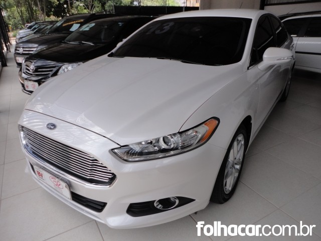Ford Fusion 2.5 16V (Aut) - 13/13 - 68.900