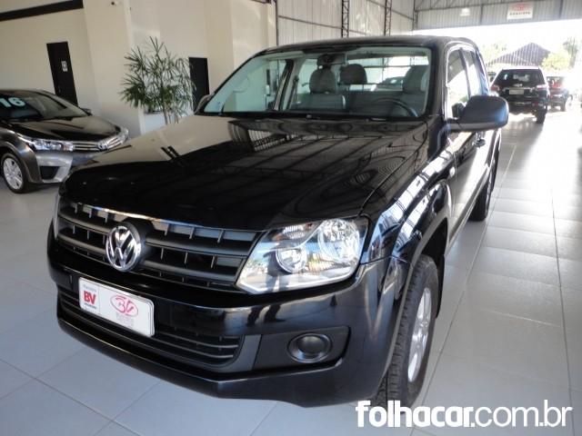 Volkswagen Amarok 2.0 SE 4x4 TDi (Cab dupla) - 12/13 - 71.900