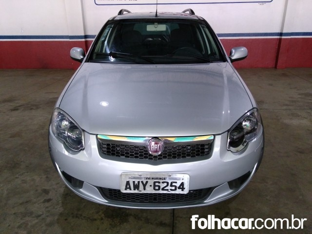 Fiat Palio Weekend Trekking 1.6 16V (flex) - 12/13 - 30.000