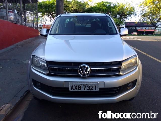 Volkswagen Amarok 2.0 TDi CD AWD Trendline (Aut) - 12/13 - 88.000