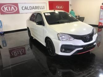 Etios Sedan XLS 1.5 (Flex) (Aut)