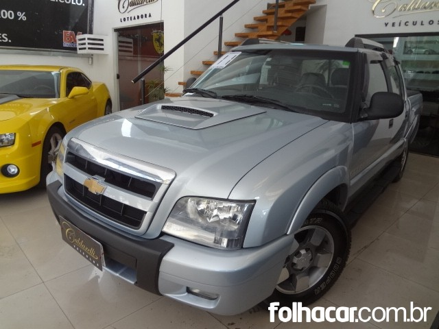 Chevrolet S10 Cabine Dupla Executive 4x4 2.8 Turbo Electronic (cab. dupla) - 11/11 - 56.990