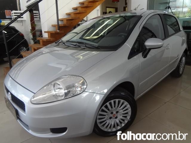 Fiat Punto Attractive 1.4 (flex) - 11/12 - 25.500