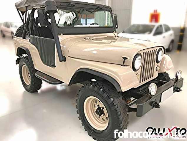 Ford Jeep Willys - 61/61 - 34.990