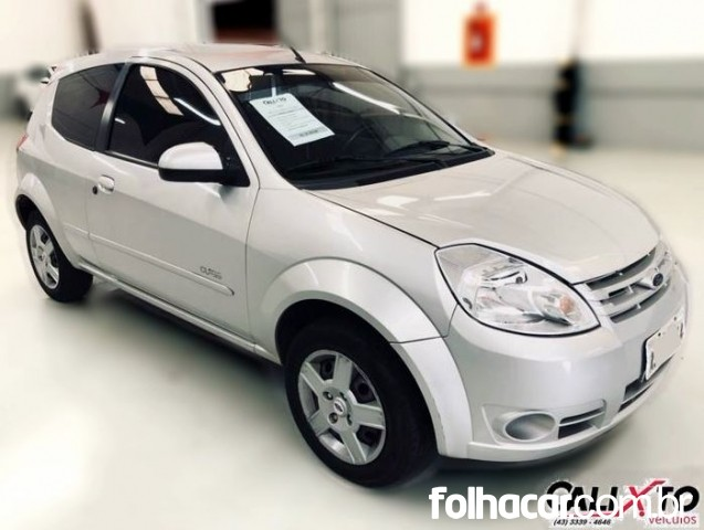 Ford Ka Hatch 1.0 (flex) - 09/10 - 18.500