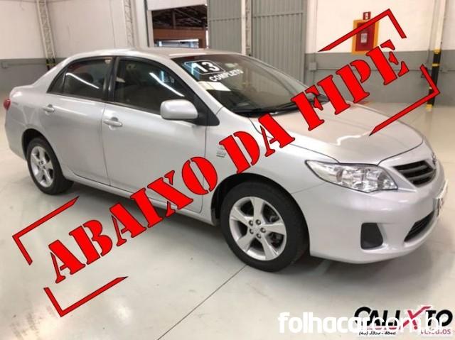 Toyota Corolla Sedan 1.8 Dual VVT-i GLI (aut) (flex) - 12/13 - 52.990