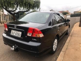 Civic Sedan LXL 1.7 16V (aut)