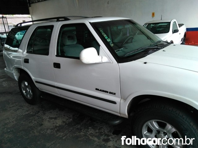 Chevrolet Blazer DLX 4x2 2.2 MPFi - 97/98 - 13.500