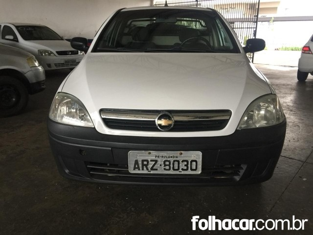 Chevrolet Montana Conquest 1.4 (flex) - 09/10 - 19.700