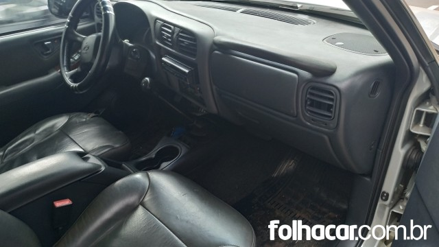 Chevrolet S10 Cabine Dupla Executive 4x2 2.4 (flex) (cab. dupla) - 09/10 - 41.000