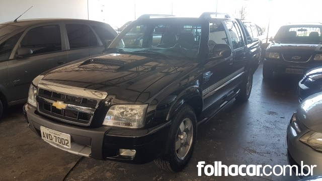 Chevrolet S10 Cabine Dupla Executive 4x2 2.4 (flex) (cab. dupla) - 11/11 - 47.000