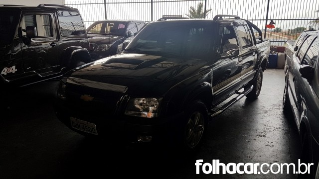 Chevrolet S10 Cabine Dupla Executive 4x4 2.8 Turbo Electronic (cab. dupla) - 06/06 - 50.000