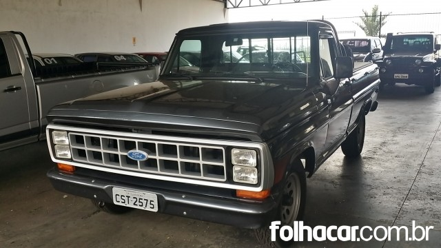 Ford F-1000 F1000 Super Serie 3.9 (cab. simples) - 89/89 - 65.000