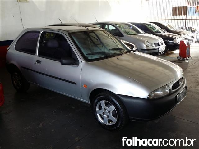 Ford Fiesta Hatch 1.0 MPi - 97/98 - 5.500