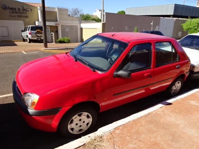 Ford Fiesta Hatch Hatch. GL 1.0 MPi - 00/00 - 7.200