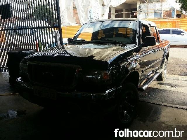 Ford Ranger (Cabine Dupla) XLT 2.3 16V 4x2 (cab. dupla) - 08/08 - 35.000