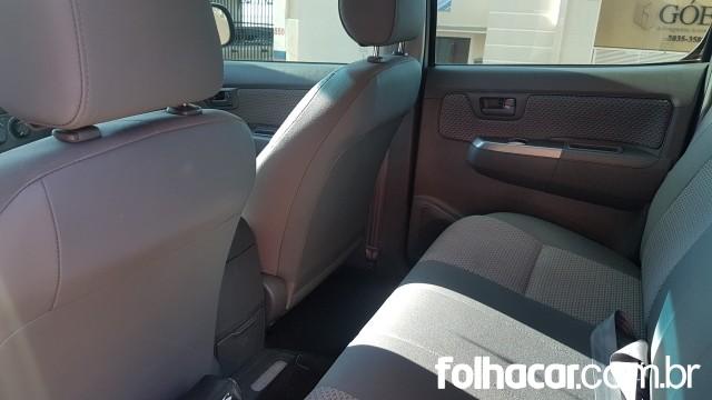 Toyota Hilux Cabine Dupla Hilux 2.7 Flex 4x2 CD SR Auto - 14/14 - 75.900
