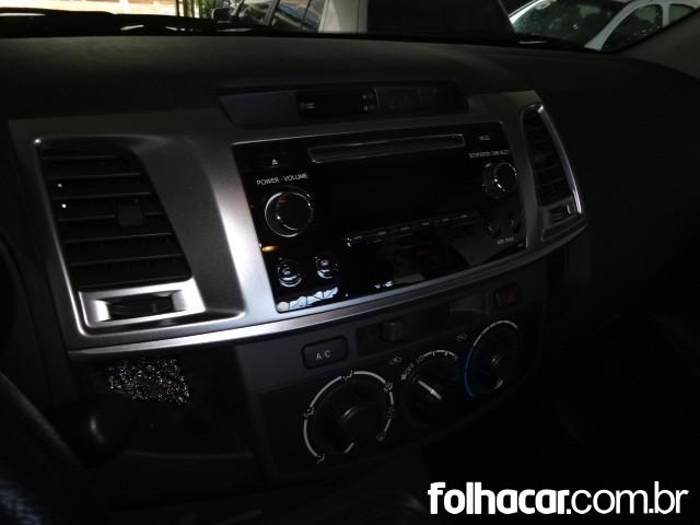 Toyota Hilux Cabine Dupla Hilux 2.7 Flex 4x2 CD SR Auto - 14/14 - 80.000