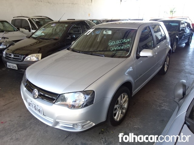Volkswagen Golf Sportline 1.6 (flex) - 10/11 - 38.500