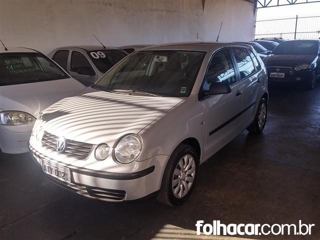 Volkswagen Polo Hatch Polo Hatch. 1.6 8V (flex) - 06/06 - 18.900