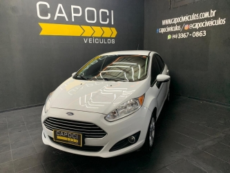 Fiesta Sedan New 1.6 SE